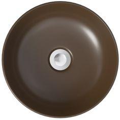 Mode Orion brown coloured countertop basin 355mm Basin Mixer, Mixer Taps, Neutral Color Scheme, Colour Schemes, Countertop Basin, Countertops, Wall Mounted Basins, Basin Taps, Bathroom Basin