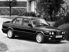 BMW 325i Sedan M-Technik (1989 – 1991).