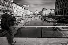 short bridge, trieste 2014 by GraficPhoto