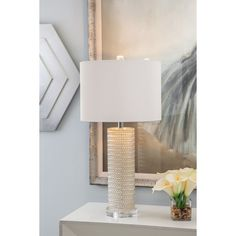 """You'll love the Grover  28"""" Table Lamp at Joss & Main - With Great Deals on all products and Free Shipping on most stuff, even the big stuff."""