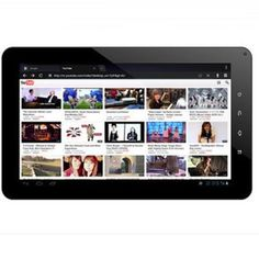 Ployer MOMO15 Allwinner A10 Android 4.0 10.1 Zoll 5 Punkte Kapazitive