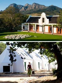 Babylonstoren: a sense of well being Cape Dutch house Vernacular Architecture, Colonial Architecture, Fachada Colonial, Cape Dutch, African House, Dutch House, House In Nature, Dutch Colonial, River House