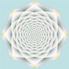 クスリ絵 Self Healing, Sacred Geometry, Psychedelic, Color, Spiritual, Colour, Trippy, Colors