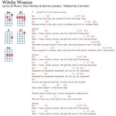 Eagles: Witchy Woman | The Phoenix Ukulele Group