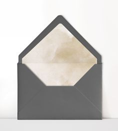 This Watercolor Sand Liner with Charcoal Envelope is great for a formal beach or rustic wedding. Wedding Invitation Envelopes, Custom Wedding Invitations, Gold Wallpaper Background, Wallpaper Backgrounds, Blue Envelopes, Wedding Frames, Pink Glitter, Envelope Liners, All The Colors