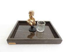Marble decorative tray - Mαρμάρινος διακοσμητικός δίσκος