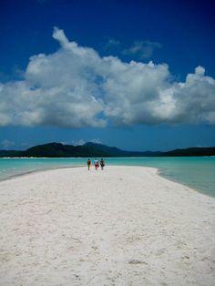 Australia: Benjamin Rass | Whitehaven Beach, Whitsunday Islands,QLD