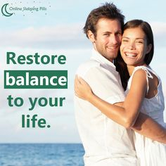 Restore balance to your life.