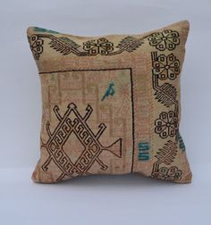 Hey, I found this really awesome Etsy listing at https://www.etsy.com/listing/183784356/silk-kilim-pillow-40-x-4016-x-16-turkish