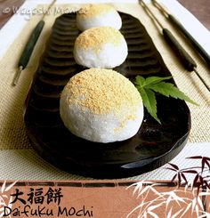 daifuku mochi 1