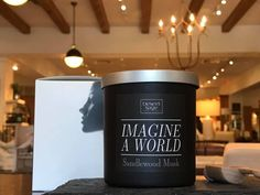 Desert Sage Soy Candle Imagine a World