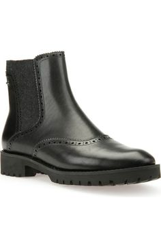Geox 'Ashlenn' Amphibiox® Waterproof Chelsea Boot (Women) available at #Nordstrom