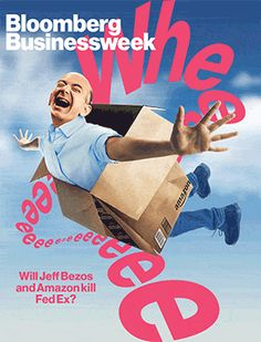 Incredibly silly Jeff Bezos magazine cover illustrates very serious threat to… Bloomberg Businessweek, Marketing Tactics, Web Technology, Time Magazine, Financial Markets, Digital Magazine, Business News, Cool Things To Make, Capes