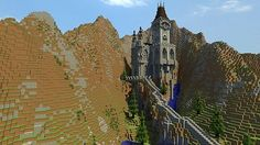 castle minecraft builds - Szukaj w Google