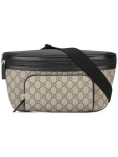 539a2a63b384 GUCCI GG Supreme bumbag. #gucci #bags #travel bags #weekend #canvas #