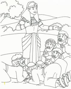 Coloring Pages Joseph and the Coat Of Many Colors Joseph Coat Many Colors Coloring Page Cool Coloring Pages Bible Story Crafts, Bible School Crafts, Preschool Bible, Bible Activities, Bible Stories, Sunday School Activities, Sunday School Lessons, Sunday School Crafts, Bible Coloring Pages