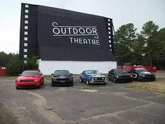 While the drive-in movie theater may seem like a relic from days gone by, there are still a few standing in the state of North Carolina.
