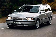 Volvo V70 2.5T - 231bhp