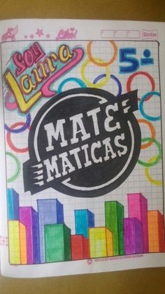 Marcar cuadernos... #futboldibujos Notebook Cover Design, My Notebook, Types Of Lettering, Hand Lettering, Happy Birthday Nephew, School Notebooks, Decorate Notebook, Hand Art, Cover Pages