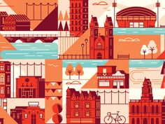 We're working on a series of city guides that highlight various hotspots and places of interest around town.