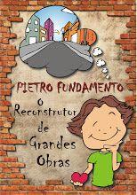 """Pietro Fundamento"" - Literatura Infantil - 2008"