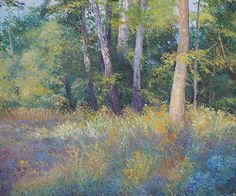Dennis Heckler - Meadow Light- Oil - Painting entry - August 2016 | BoldBrush Painting Competition