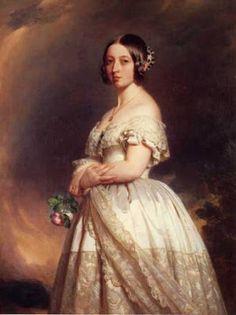 MODA HISTÓRIA: A Era Vitoriana (1837 - 1860)