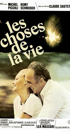 Directed by Claude Sautet.  With Michel Piccoli, Romy Schneider, Gérard Lartigau, Jean Bouise. A highway engineer is involved in a car crash, after which, near death, he remembers his life leading up to the accident.