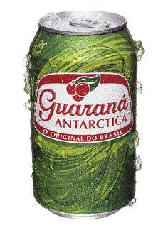 Guaraná, o refrigerante mais famoso do Brasil, é feita com uma fruta amazônica do mesmo, e vem em várias marcas como Antartica, Brahma ou Kuat. Bagas de guaraná são ricos em cafeína, de modo pó ou cápsulas também são feitas a partir deles para servir como uma fonte natural de energia.