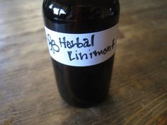 Herbal Kloss Liniment - one of the most effective disinfectants for wounds, also for pain, insect bites, painful swellings, bruises, boils, any skin eruptions (acne, eczema, etc).
