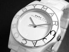 black & white marc jacobs wrist game