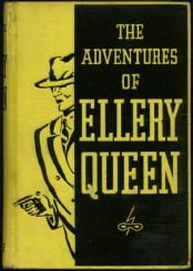 Required reading for any mystery fan.  The Adventures of the Hanging Acrobat, Invisible Lover, Seven Black Cats, Mad Tea Party, Two-Headed Dog, and six more ingenious and entertaining tales comprise Ellery Queen's best short story collection.