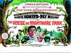 The House In Nightmare Park (1972)    Frankie Howard