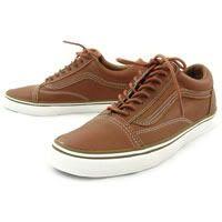 Vans Old Skool Reissue CA Leather