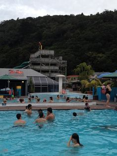 """See 37 photos and 16 tips from 411 visitors to Waiwera Thermal Spa Resort. """"A great mix of hot hot pools that are great for relaxing as well as. Resort Spa, New Zealand, Relax, Outdoor Decor"""