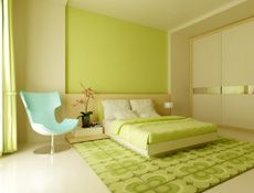 design ideas for green bedroom - Green Bedroom Design Ideas .