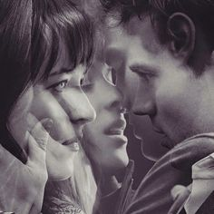 Fifty Shades Ana and Christian Grey   Beautiful i love them