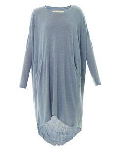 Oversized T-shirt dress | Raquel Allegra | MATCHESFASHION.COM