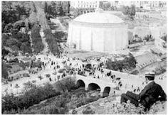 Η γέφυρα του Ιλισού και το Πανόραμα Θων, ίσως το 1900, από iefimerida.gr.