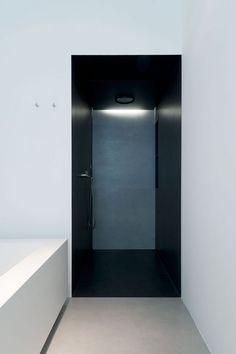 Shower in black - Studio Niels NL