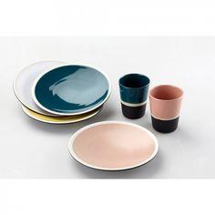 service art de la table sicilia en ceramique sarah lavoine jars