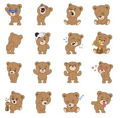 [Teddy Bear Stickers For Imo Behance Online Get Cheap Wall Aliexpress Alibaba] walls teddy bear boys wall paper kids cartoon non woven sticker Cartoon Books, Cartoon Kids, Preschool Logo, Teddy Bear Cartoon, Teddy Bears, Fotos Baby Shower, Bear Sketch, Bear Graphic, Cute Disney Drawings