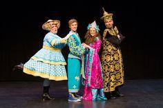 Aladdin at the Corn Exchange, Newbury Fri 28 Nov - Sun 4 Jan  Widow Twankey, Aladdin, Princess Jasmine and Abanazar!  #Panto #Pantomime