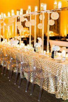 Luxury and glamour knows no bounds in this gilded Arizona wedding captured by Elyse Hall Photography. Mod Wedding, Wedding Ideas, Petal Pushers, Linen Rentals, Arizona Wedding, Twinkle Lights, Luxury Wedding, Event Design, Wedding Centerpieces