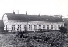 Het eerste stationsgebouw van Breda