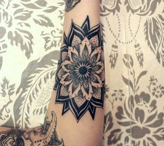 Tatoo Mandala