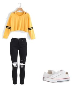 """""""Untitled #32"""" by ergough on Polyvore featuring AMIRI and Converse"""