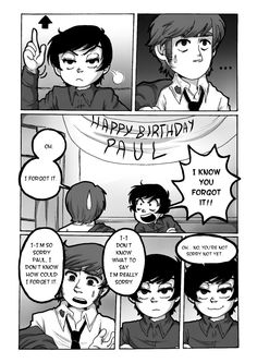 The Beatles - A hard day's night - :: Comics - Page 009