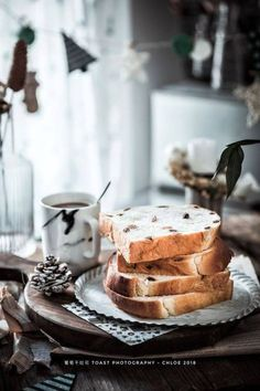 Tostadas, Breakfast Photography, Food Photography, Good Morning Breakfast, Breakfast Time, Café Chocolate, Western Food, Baking And Pastry, Dessert Bread
