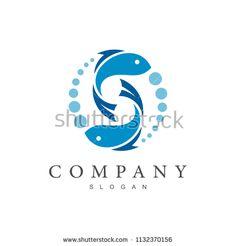 Sushi Logo, Royal Ontario Museum, Fish Farming, Sub Brands, Fish Design, Animal Logo, Creative Photography, Logo Branding, Logo Design
